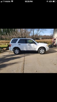 2008 Ford Escape XLT 3.0L 4WD Corcoran