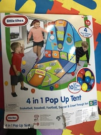 Fisher-Price activity gym box Thousand Oaks, 91320