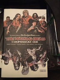 The Walking Dead comic book Calgary, T2V 4E4