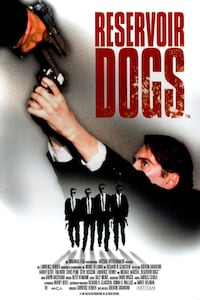 "Quentin Tarantino's ""Reservoir Dogs"" Harvey Keitel & Tim Roth Bethesda, MD, USA"