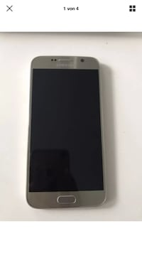 Samsung Galaxy S6-Gold Platinum Waldkirch