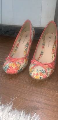 Floral Pumps (Shoes) Alexandria, 22303