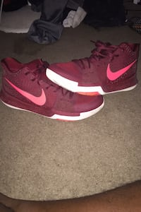 Now Kyrie 3 Hot Punch Size:13