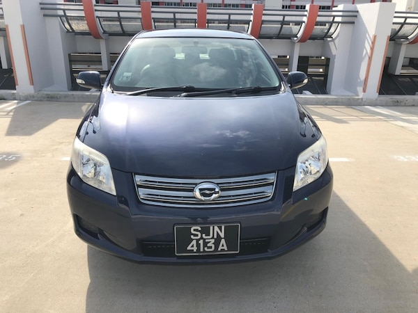 Toyota Axio for Rent/Lease