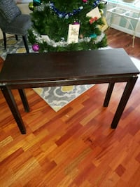 rectangular brown wooden coffee table Silver Spring, 20904