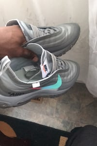 Off white Air max 97 menta Edmonton, T6K 2B1