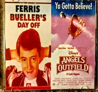 Ferris Bueler's Day Off/Angels In The Outfield DVD Phoenix, 85022