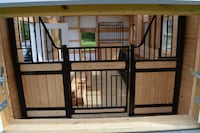 10' Classic Horse Stall Fronts - $1060  ​ Nashville