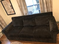 Thomasville sofa, charcoal grey in color,great condition. Must bring own labor to move, very heavy Falls Church, 22042