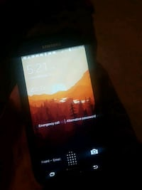 Samsung 5 beat up a little comes with case  Maple Ridge, V4R 2W4