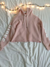 pink pullover hoodie Mississauga, L5J 3S3