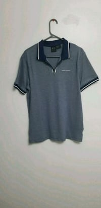 Armani exchange polo shirt medium Burnaby, V5H 3W8