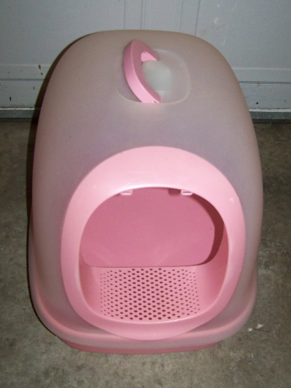 X-large Kitty litter box 322860d9-337d-4149-b5c3-28b7a37a476a
