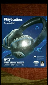 PlayStation PS4 AFTERGLOW LVL 3 Stereo Headset Tampa, 33612
