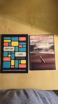 Two used books  great condition Gaithersburg, 20879