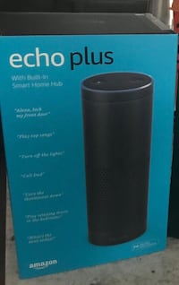 Amazon Echo Plus with built-in Hub – Black Boyds, 20871