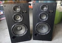 2 Speaker (technics brand ) very loud great working condition Vaughan, L6A