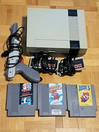 NES Bundle with Super Mario 1, 2 and 3 Vaughan, L4L 3X3