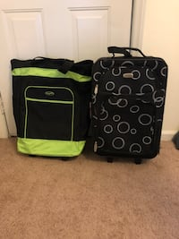 Travel bags! Perfect size for carry ons  Greenville, 27834