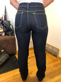 Jeans worn once size 6 Laval, H7P 3X9