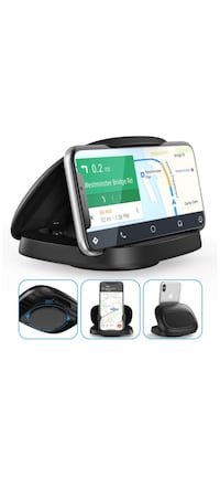 Brand new Car Phone Mount with 360° Rotate Detachable Magnetic Base