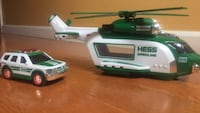 2012 Hess helicopter and rescue set  New York, 11357