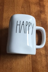 Rae Dunn Happy Mug - new with tags Toronto, M4T 1Y7