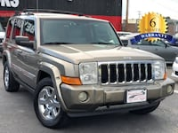 Jeep Commander 2006 Manassas