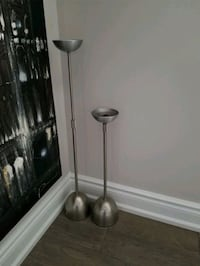 TWO CANDLE HOLDERS ADJUSTABLE  Mississauga, L5L 4M6