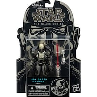 STAR WARS THE BLACK SERIES DARTH MALGUS FIGURE Ontario, M1W 2N8