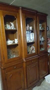 China  cabinet large 7 by 6 ft approx please call  Amherstburg, N9V 2Y8