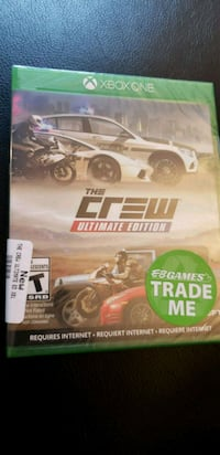 The crew Xbox one unopened brand new Toronto, M5N 1C6
