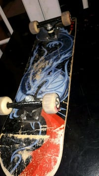Dragon bottom skateboard