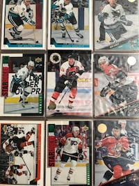 Ice hockey trading card collections Lancaster, 93536