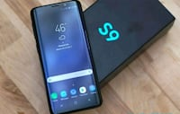 Samsung Galaxy s9 - factory unlocked with box and  Springfield, 22153