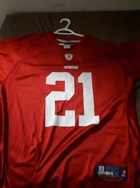 red and white NFL jersey Surrey, V4N 1A7