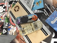 Fingerboards and box  561 km
