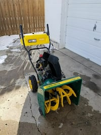 Reconditioned Yardman Snowblower For Sale!