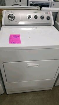 Whirlpool natural gas dryer 29inches.  Queens
