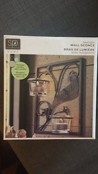 Tealight wall sconce - NEW!  New Westminster, V3L