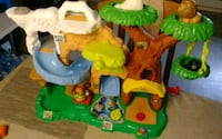 Fisher Price Little People Zoo Talkers Animal Soun Ontario, 91764