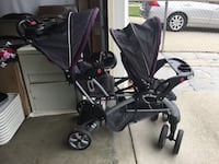 Baby trend Sit N'Stand stroller Carson, 90745