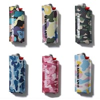 CUSTOMIZED LIGHTERS BAPE, BACKWOODS, GUCCI, LOUIS V BY ROMEO HART New York, 10027