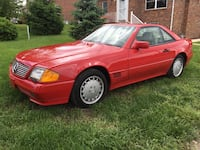 Mercedes - 500sl - 1991 Baltimore, 21237