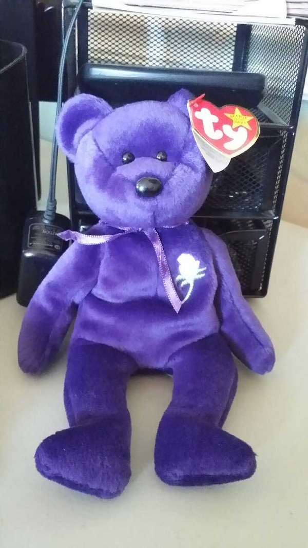 Used Princess Diana Beanie Baby for sale in Brentwood - letgo d3874dd6746