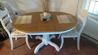Table with chairs bought from brielle furniture  Brick, 08724