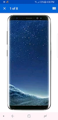 NEW - Samsung galaxy S8 AT&T factory unlocked 64GB McGuire Air Force Base, 08641