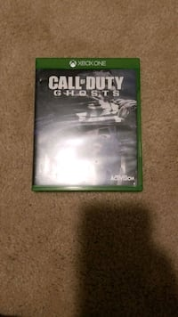 Call Of Duty Ghosts XBOX 1 Console game