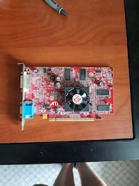red and black graphics card Waterloo, N2L 3W5