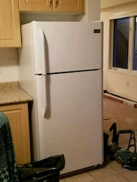 white top-mount refrigerator Vaughan, L4H 2M6